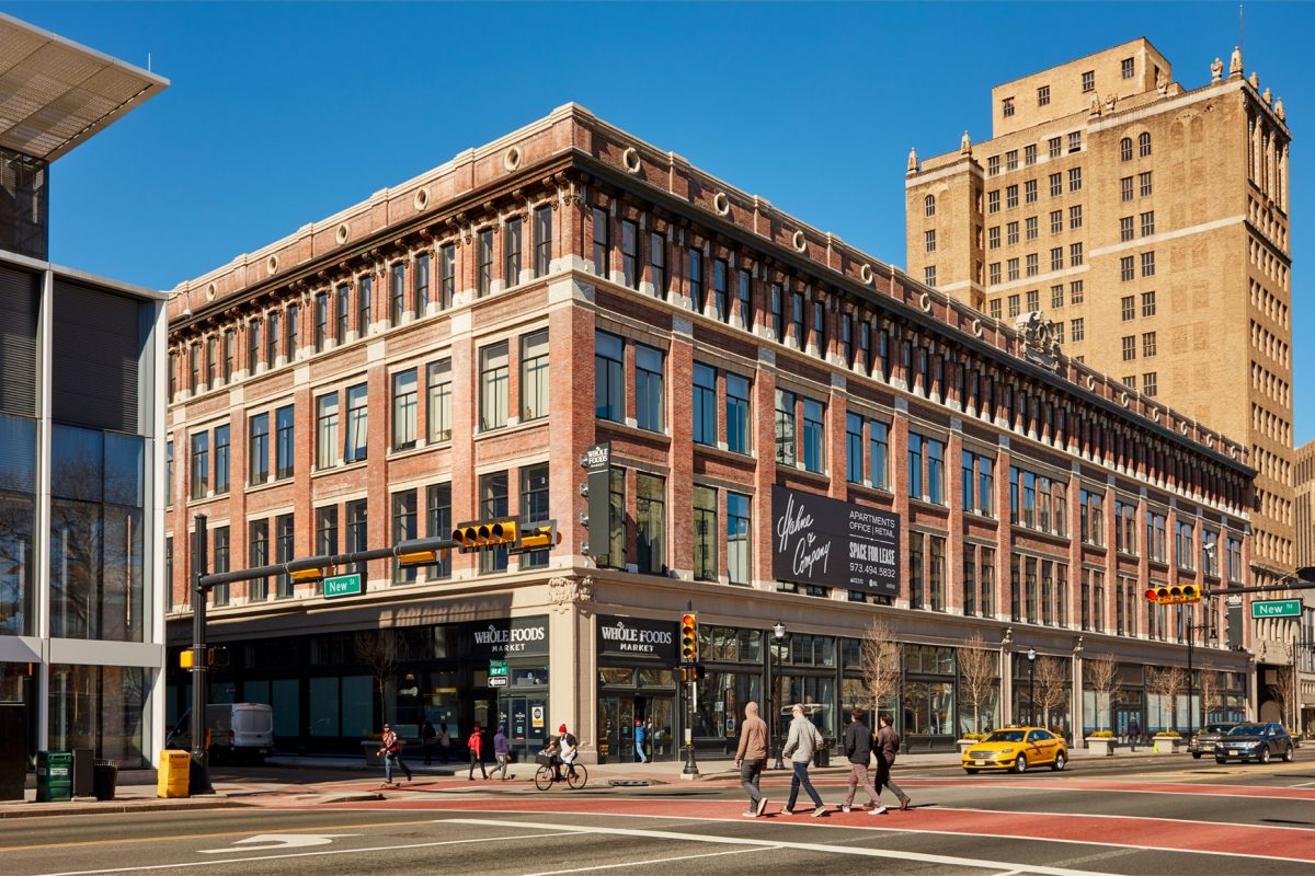The Hahne & Co. Department Store Building